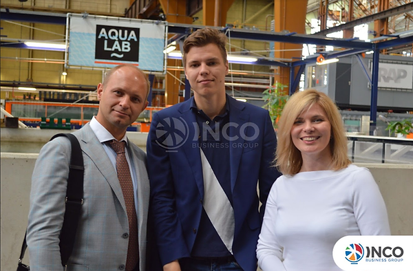 start a company in Rotterdam