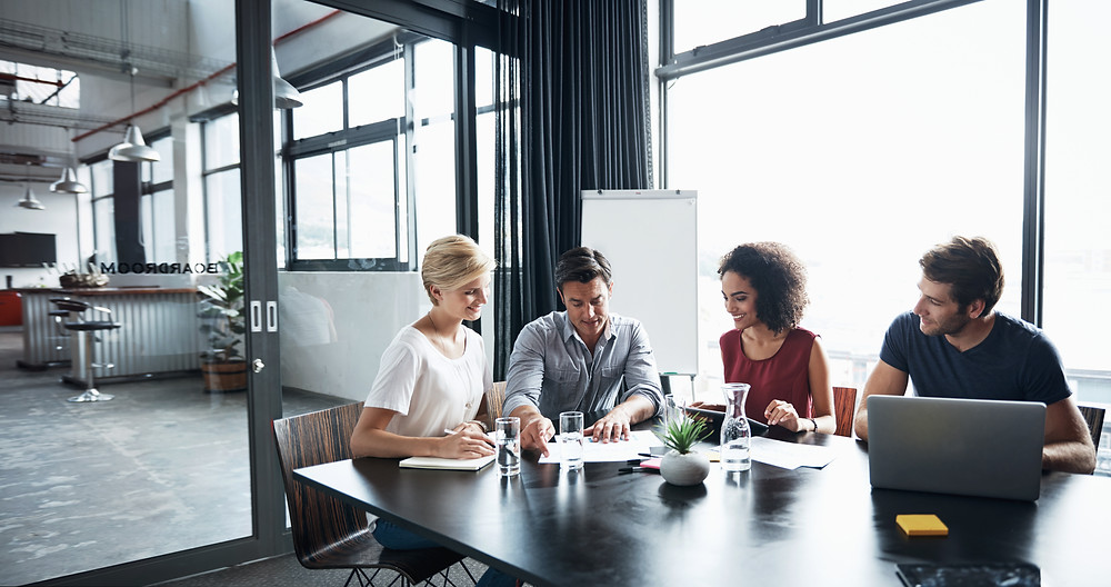 Dutch coworking space Solution | House of Companies