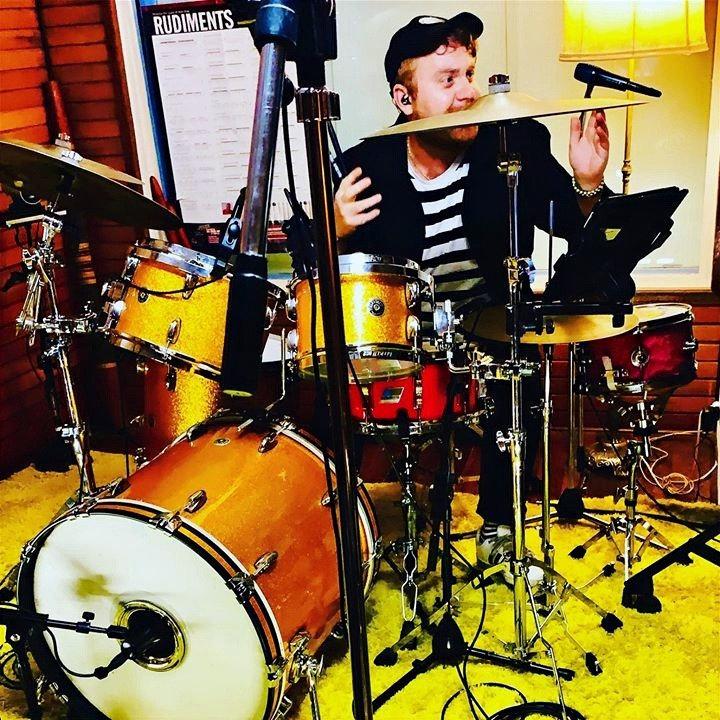Luke Herbert - Drummer