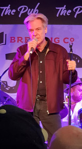 Performing with Don Walker