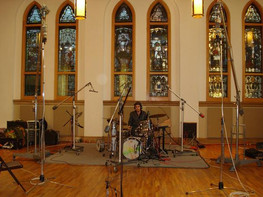 Recording at Ocean Way Nashville