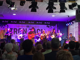 Lucky Oceans Album Launch Tamworth Country Music Festival
