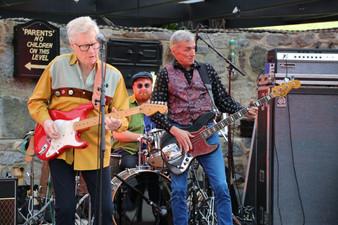 Phil Manning Harry Brus, Guitar Fest Tas
