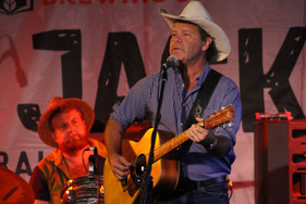 Special guest Troy Cassar Daley with The Flood
