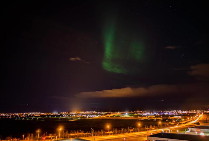 Iceland visit 10 to 18 November 2018
