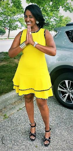Sha'Ron Lynn_SunFlower Sun Dress