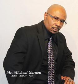 Michael Garnett -May 2018