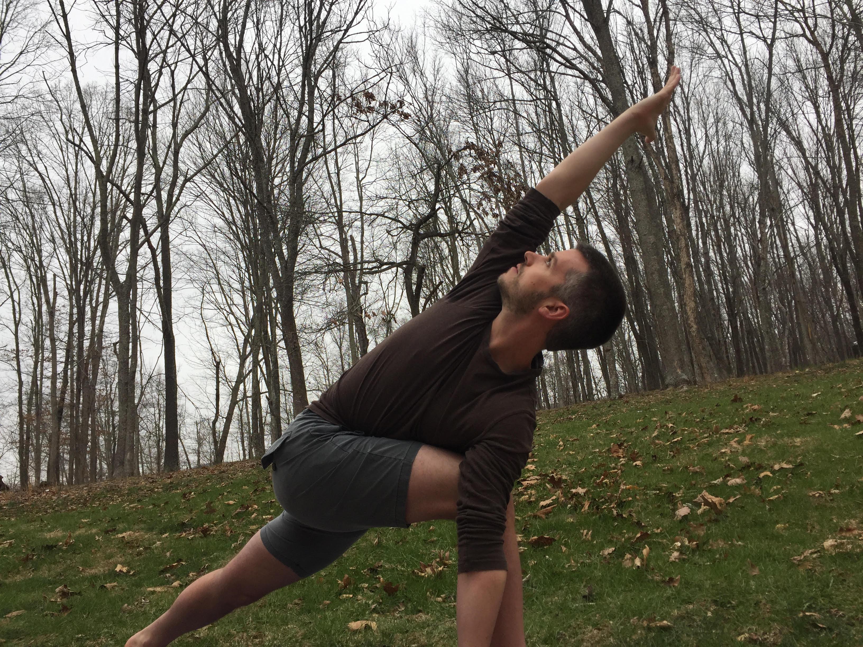 Hatha Yoga Monday @ 6:15 p.m.