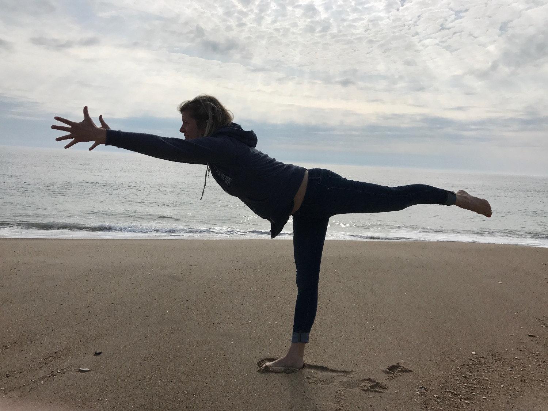Core Yoga Express Monday @ 8:30 a.m.