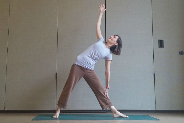 Hatha Yoga Saturday @ 9:15 a.m.