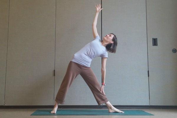 Hatha Yoga Thursday @ 6:15 p.m.