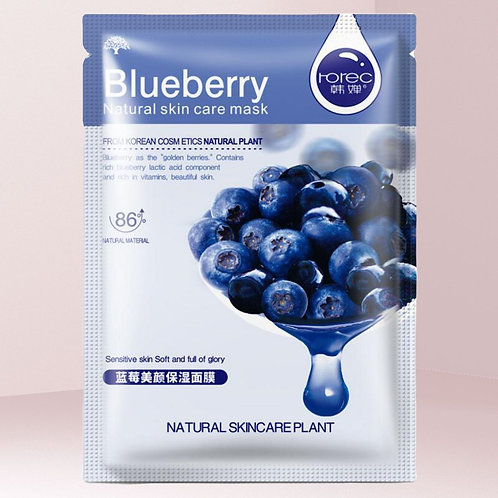 Blueberry Face Mask