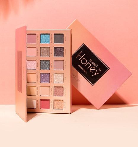 Sweet as Honey Eyeshadow Palette