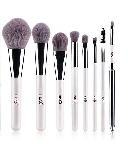 8 Pcs MSQ Brushes