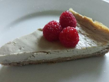 Cheesecake vegano y fácil