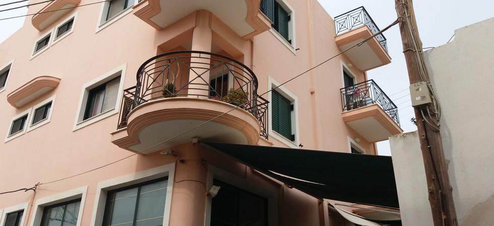 Πιστοποιητικό ενεργειακής απόδοσης σε διαμέρισμα - κατοικία του Α ορόφου στο Λαύριο.