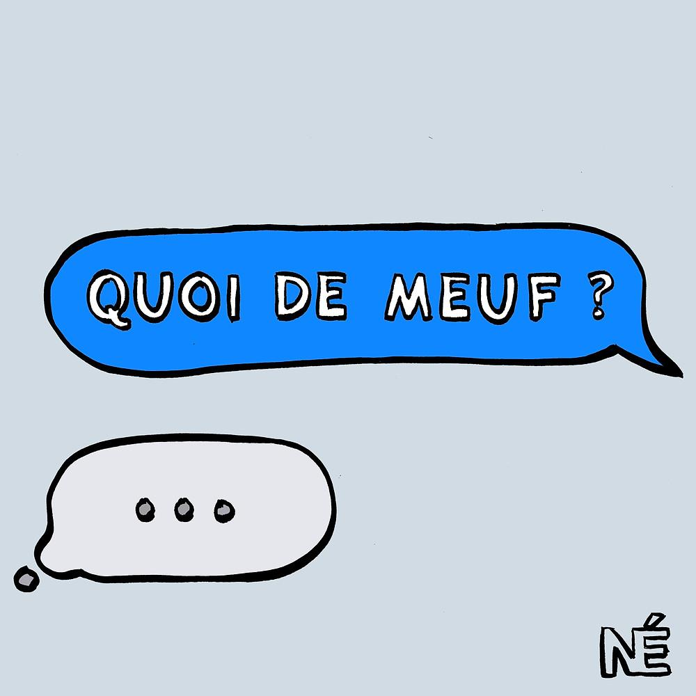 Quoi de Meuf ? podcast