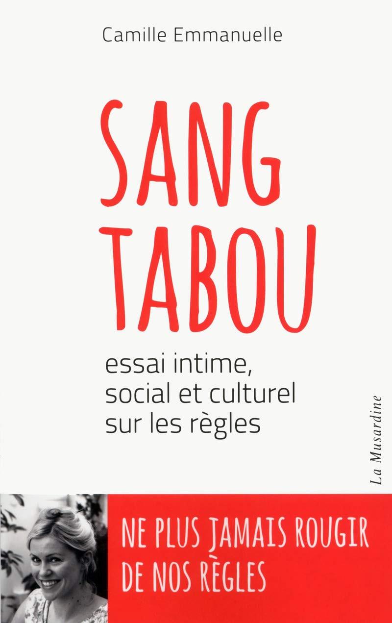 Sang Tabou livre Camille Emmanuelle