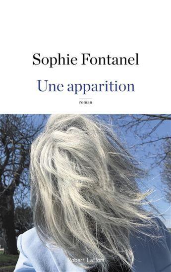Une apparition livre Sophie Fontanel