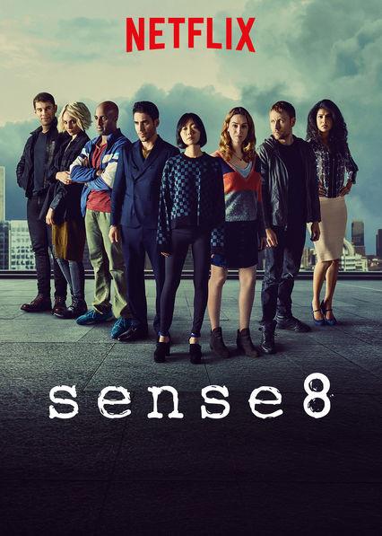 Sense8 série netflix