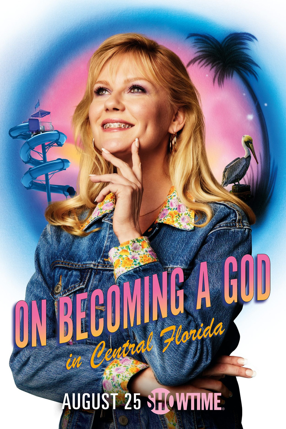 On Becoming a God in Central Florida série netflix