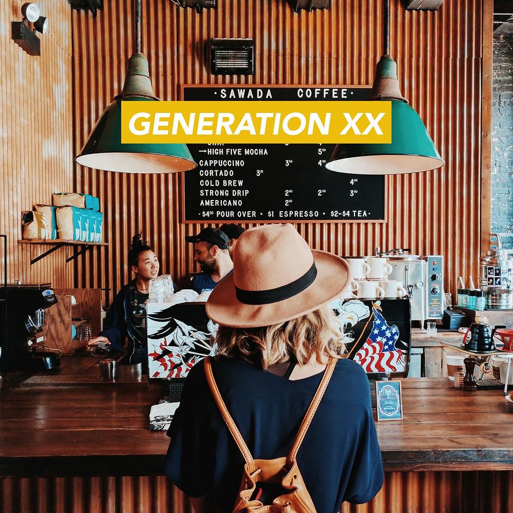 Génération XX podcast