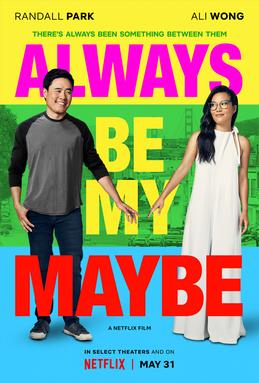 Always Be My Maybe film