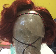 Wig dressing