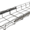 Thumbnail: 2/9871 UREBF Quick Splice Plate แบบยาว HDG