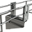 Thumbnail: 40 2/7304 P BFR 60x65 SS ขายกราง สำหรับ ราง 60x65
