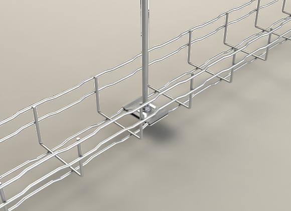 2/0373 SSC ตัวรับกลางราง สำหรับแขวนฝ้า SS304