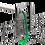 Thumbnail: DPEZ 2/0356 STB แผ่นประกบสำหรับต่อกับท่อร้อยสายไฟ