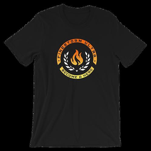 Firestorm Ultra Logo Crest Tee