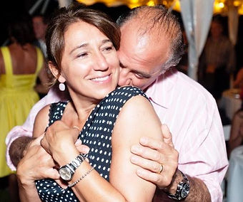 Photo of Giuseppe and Vesna