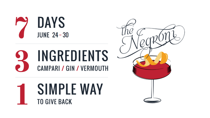 NEGRONI Week & Roman Garcia Memorial Fund