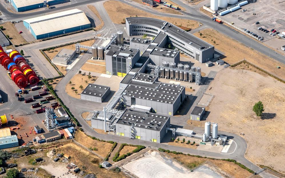 Chr. Hansens Fabrik - kal-havn
