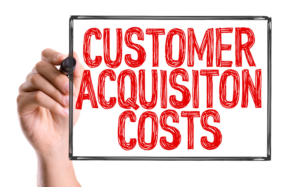 calculating cost per acquisition
