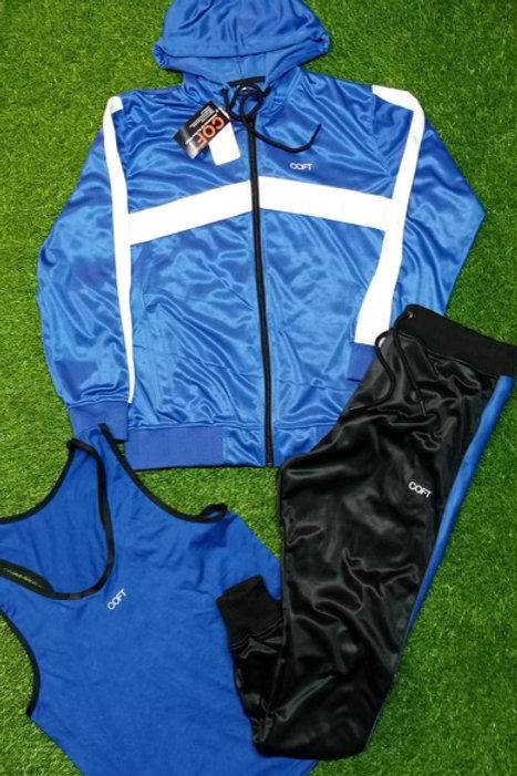 Ladies Jogging Suit (3-piece)