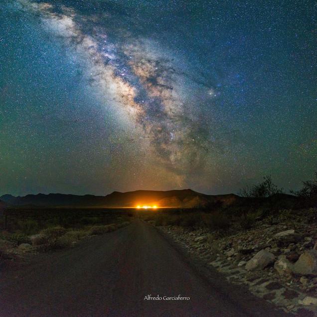 Vía Láctea Cabos