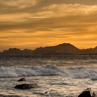 Atardecer Cabos Garciaferro