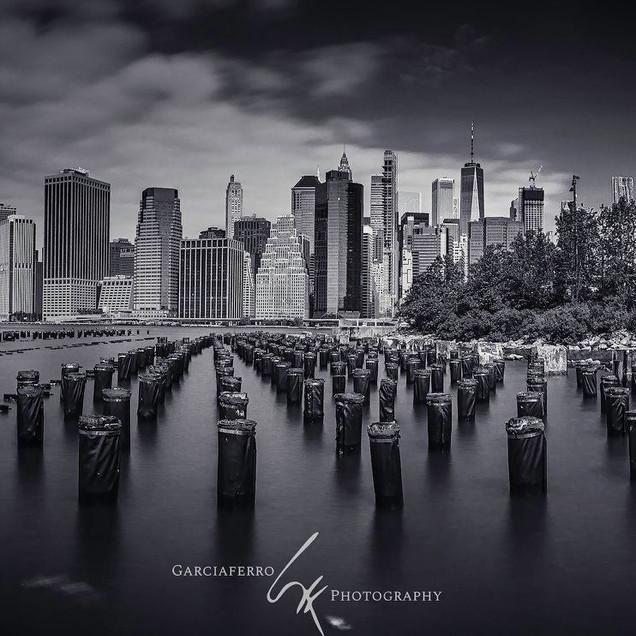 Old Pier Nueva York Garciaferro