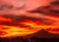 Volcán Popocaétpéetl Garciaferro