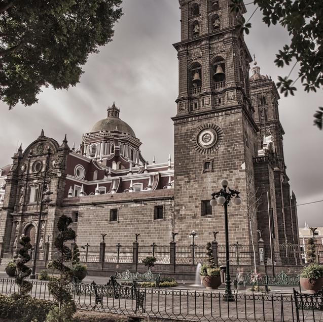 Catedral Puebla Garciaferro