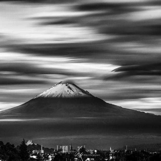 Volcán Puebla Garciaferro