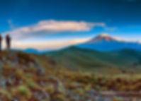 Volcán Popocatépel Garciaferro