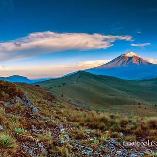 Volcán Popocatépetl Garciaferro