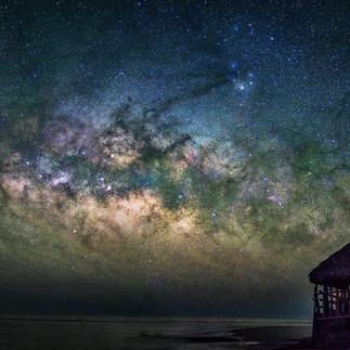 Vía Láctea Cabos Garciaferro