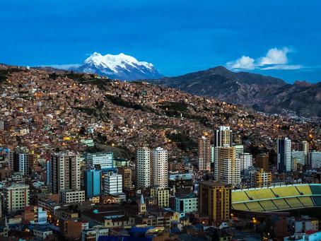Inauguramos Taller Bolivia Garciaferro