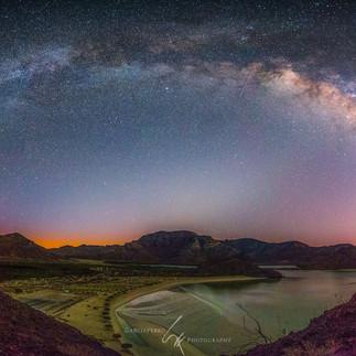 Vía Láctea Cabo Pulmo Garciaferro