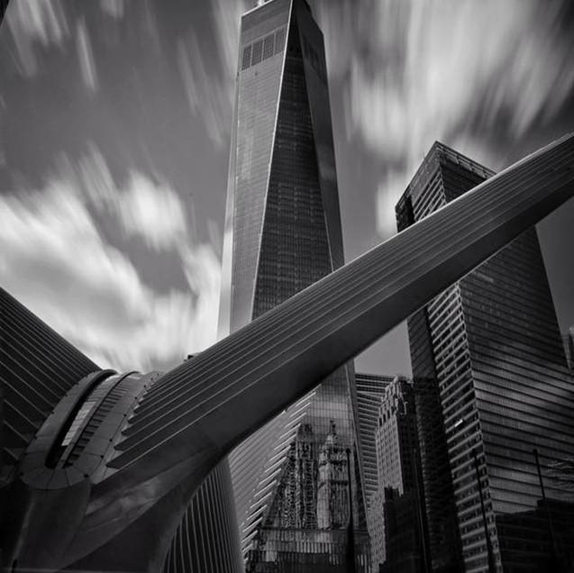 World Trade Centre Nueva York Garciaferro
